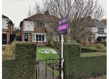 Thumbnail 2 bed semi-detached house for sale in St. Denys Road, Leicester