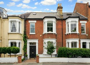 Thumbnail 3 bed terraced house to rent in Beaumont Road, London