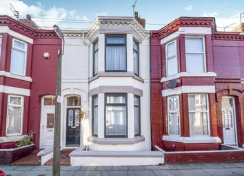 Thumbnail 3 bed terraced house for sale in Silverdale Avenue, Liverpool, Merseyside, England