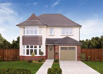 Thumbnail 3 bed detached house for sale in Off Penrhos Road, Bangor, Gwynedd