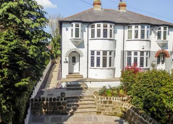 Thumbnail 4 bed semi-detached house for sale in Old Pool Bank, Pool In Wharfedale, Otley
