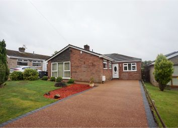 Thumbnail 4 bed detached bungalow for sale in Pynder Close, Washingborough
