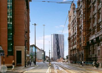 Thumbnail 1 bedroom flat for sale in Whitworth Street, Manchester