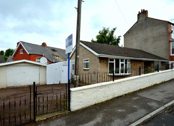 Thumbnail 3 bed bungalow for sale in Hartington Road, Spital, Chesterfield