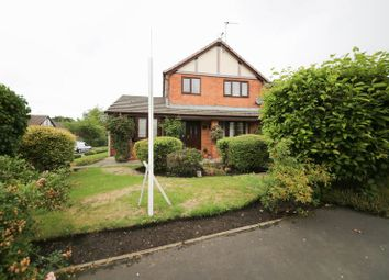 Thumbnail 4 bed detached house for sale in Spelding Drive, Standish Lower Ground, Wigan