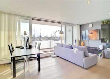 Thumbnail 1 bed flat for sale in Aegean Apartments, Excel, London