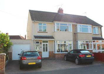 Thumbnail 3 bed semi-detached house for sale in 4 Beverley Close, Taunton, Somerset