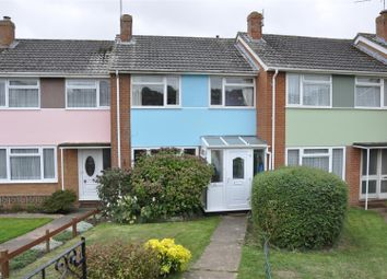 Thumbnail 2 bed terraced house for sale in Harrington Gardens, Pinhoe, Exeter