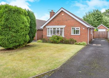 Thumbnail 2 bed bungalow for sale in Clay Heyes, Chelford, Macclesfield