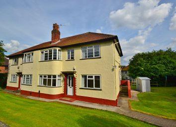 Thumbnail 2 bed flat to rent in Sandringham Drive, Moortown, Leeds