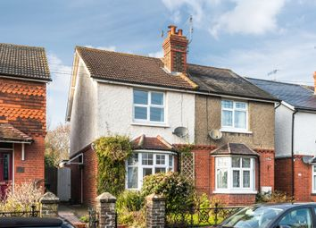 Thumbnail 2 bed semi-detached house for sale in Vicarage Road, Lingfield, Surrey