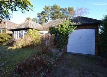 Thumbnail 2 bed detached bungalow for sale in Little Copse, Fleet