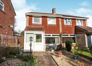 Thumbnail 3 bed semi-detached house for sale in Roberts Road, Salisbury