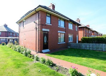 Thumbnail Semi-detached house for sale in Allott Crescent, Jump, Barnsley