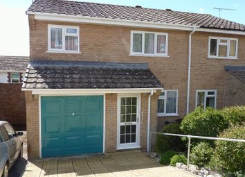 Thumbnail 4 bed end terrace house for sale in Queens Walk, Lyme Regis