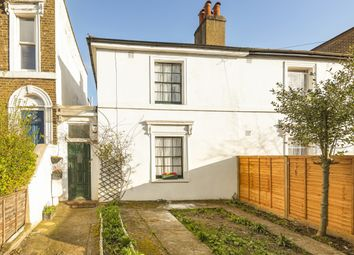 Thumbnail 3 bed semi-detached house for sale in Commercial Way, London