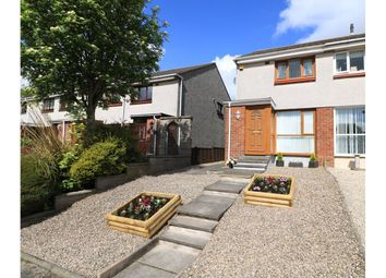 Thumbnail 2 bedroom end terrace house for sale in Elrick Circle, Bridge Of Don, Aberdeen