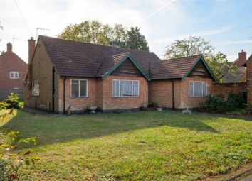 Thumbnail 3 bed bungalow for sale in Main Street, Cadeby, Nuneaton