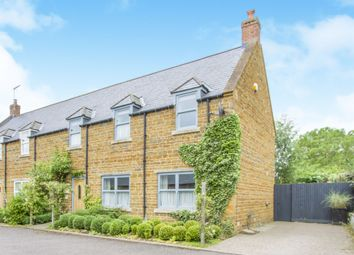 Thumbnail 3 bedroom semi-detached house for sale in Main Street, Lyddington, Oakham