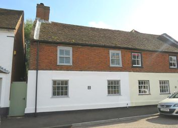 Thumbnail 3 bed semi-detached house for sale in Church Street, Gamlingay, Sandy