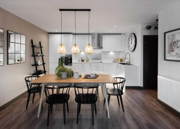 Thumbnail 2 bed flat for sale in Plot 181 Victoria Central, Victoria Avenue, Southend-On-Sea, Essex