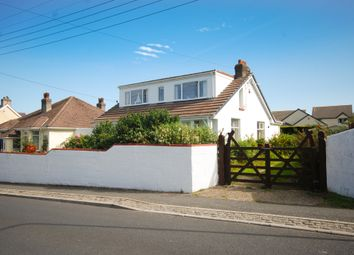 Thumbnail 4 bed detached bungalow for sale in Beach Road, Westward Ho, Bideford