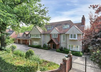 Thumbnail 5 bed detached house for sale in Swithland Lane, Rothley, Leicester