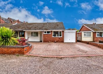 Thumbnail 2 bed semi-detached bungalow for sale in Cheslyn Drive, Cheslyn Hay, Walsall