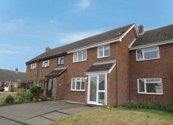 Thumbnail 3 bed terraced house to rent in Orchard Way, Banham, Norwich