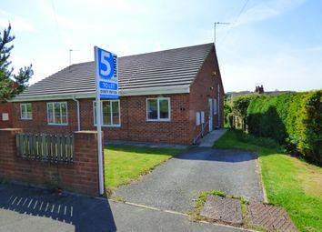 Thumbnail 2 bed semi-detached bungalow to rent in Stumpcross Meadows, Pontefract