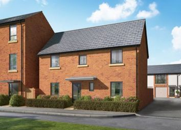 Thumbnail 4 bed detached house for sale in Meldon Fields, Hameldown Road, Okehampton, Devon