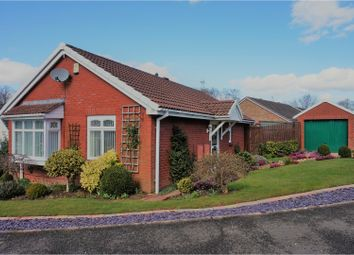 Thumbnail 3 bed detached bungalow for sale in Chester Close, Pontypool