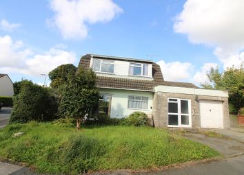 Thumbnail 3 bed detached house for sale in Chestnut Tree Drive, Johnston, Haverfordwest, Pembrokeshire.
