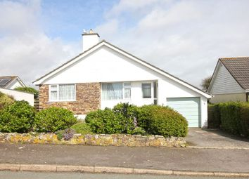 Thumbnail 3 bed detached bungalow for sale in Parc An Dillon Road, Portscatho, Truro
