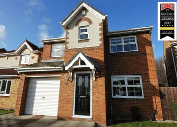 Thumbnail 4 bed detached house for sale in The Covers, Wallsend