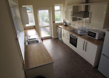 Thumbnail 6 bed terraced house for sale in Finsbury Terrace, Brynmill, Swansea