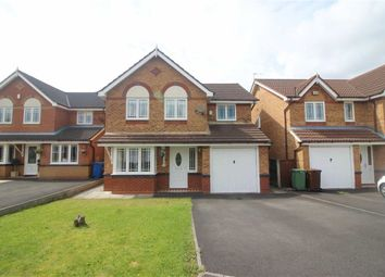 Thumbnail 4 bed detached house for sale in Brough Close, Hindley Green, Wigan
