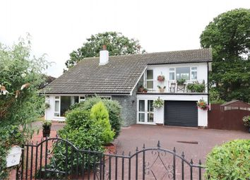 Thumbnail 3 bed detached house for sale in The Brambles, Cumwhinton, Carlisle, Cumbria