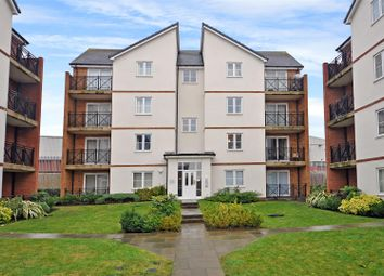 Thumbnail 2 bed flat for sale in Poppleton Close, Earlsdon, Coventry