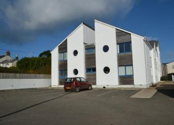 Thumbnail 1 bed flat for sale in Longstone Hill, St. Ives, Cornwall
