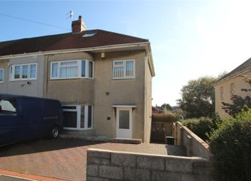 Thumbnail 3 bedroom semi-detached house to rent in Broadway Road, Bishopsworth Road, Bristol
