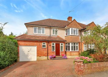 Thumbnail 5 bedroom semi-detached house for sale in Gallows Hill Lane, Abbots Langley