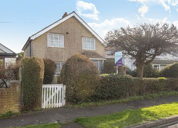 Thumbnail 4 bed detached house for sale in Woodland Road, Selsey