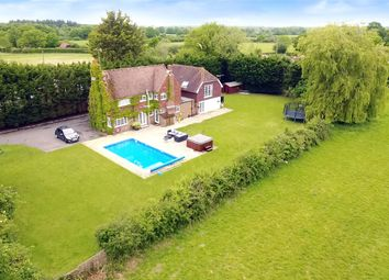 Thumbnail 4 bed detached house for sale in North End, Pulborough, West Sussex