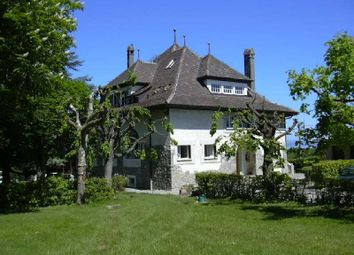 Thumbnail 8 bed property for sale in Messery, Lake Geneva / Thonon Area(Fr), France