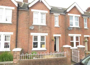 Thumbnail 2 bed terraced house to rent in St. Johns Road, Poole