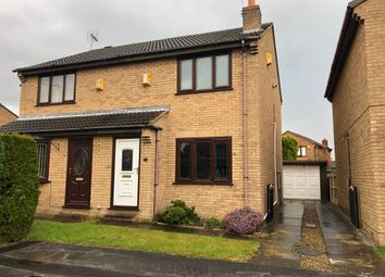 Thumbnail Semi-detached house to rent in Falmouth Crescent, Normanton