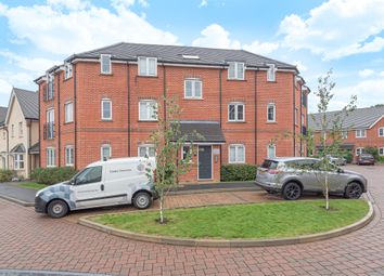 Thumbnail 2 bed flat for sale in Vincent Gardens, Dorking