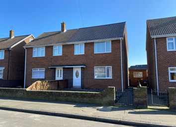Thumbnail 2 bedroom semi-detached house for sale in Stoneleigh Close, Houghton Le Spring
