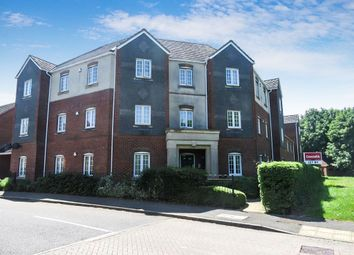 Thumbnail 2 bedroom flat for sale in Wedderburn Avenue, Beggarwood, Basingstoke
